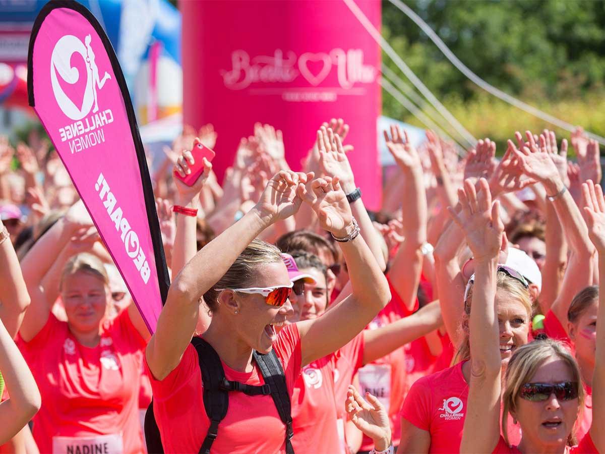 STARTPLATZ GEWINNEN: Lauf mit mir die Challenge Women in Roth