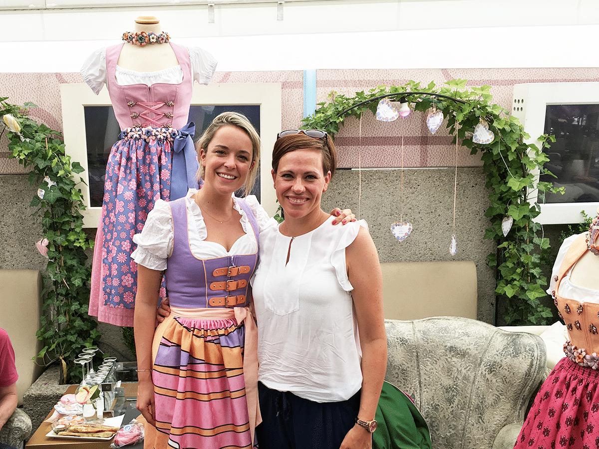 Starke Frauen: Marina Hoermanseder – Fashion meets Tracht