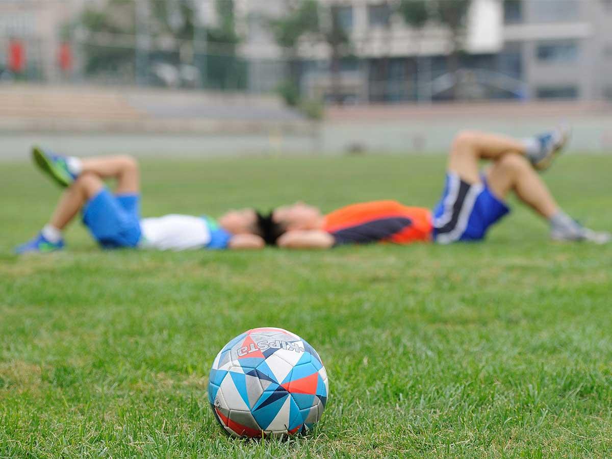 Sport und Englisch – unser Sommerferiencamp in München