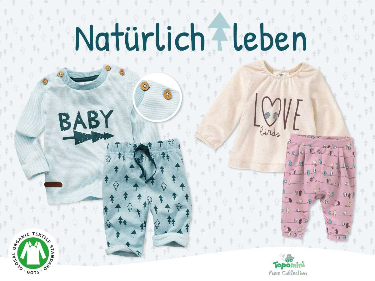 Babykollektion Ernsting's Family
