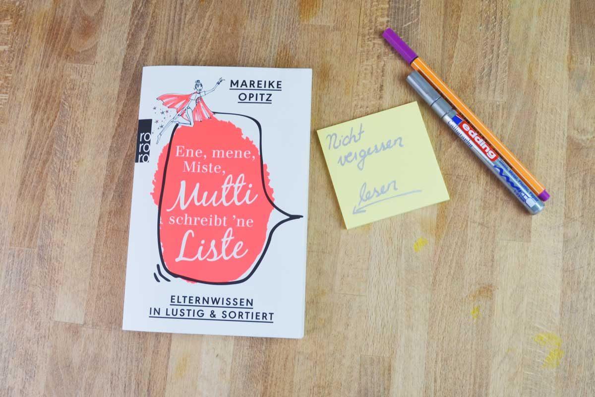 Mama Buch - Mutti schreibt ne Liste