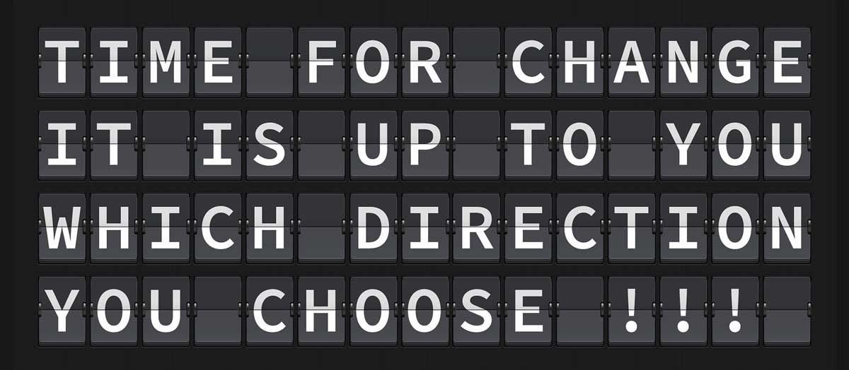 Entscheidung treffen leicht gemacht