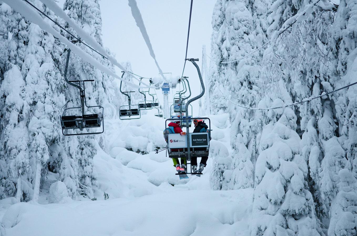Der Nationalpark Koli – eine Wiege finnischer Geschichte