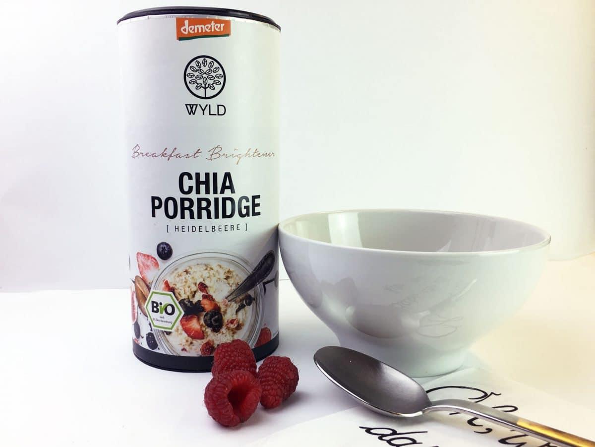Schnelle Frühstücksidee Nr 3: Porridge