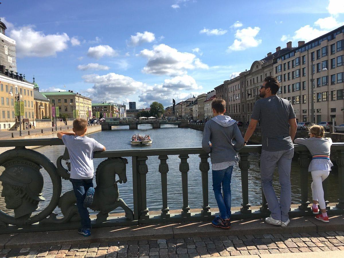 Göteborg mit Kindern erleben
