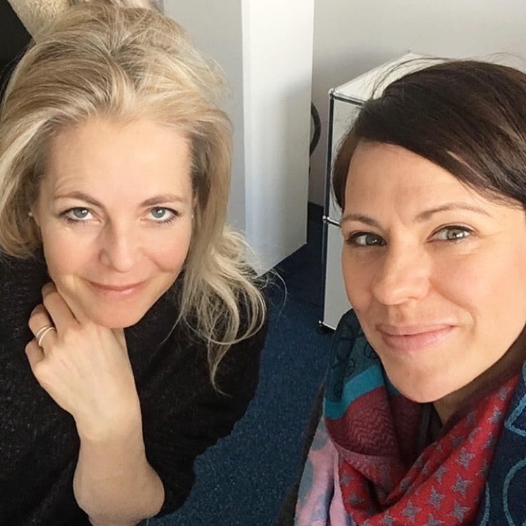 Sabine Altena und Andrea Reif WOMENROCK
