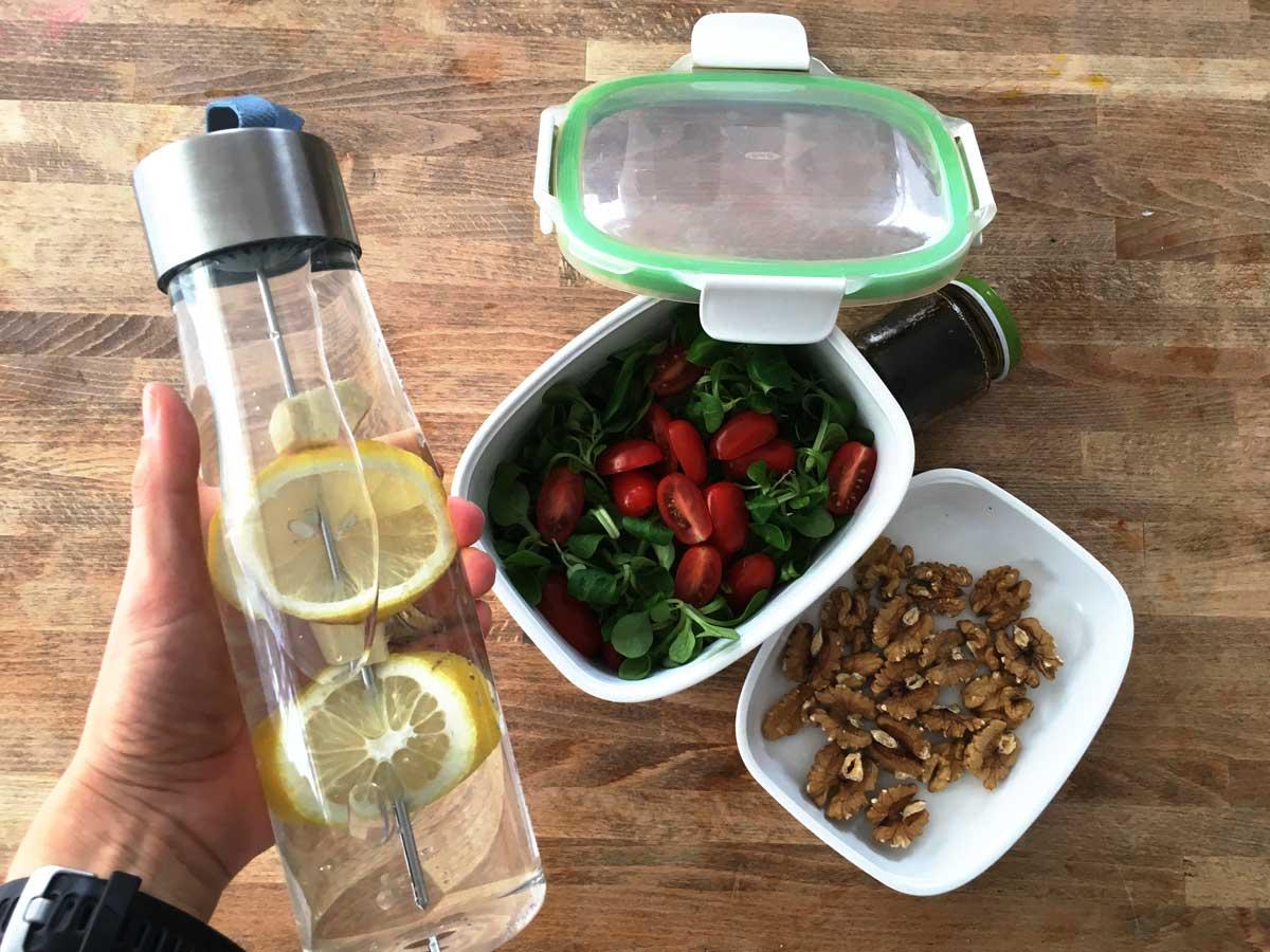 Meal Prep fürs Büro – gesundes Mittagessen trotz Teilzeit Job